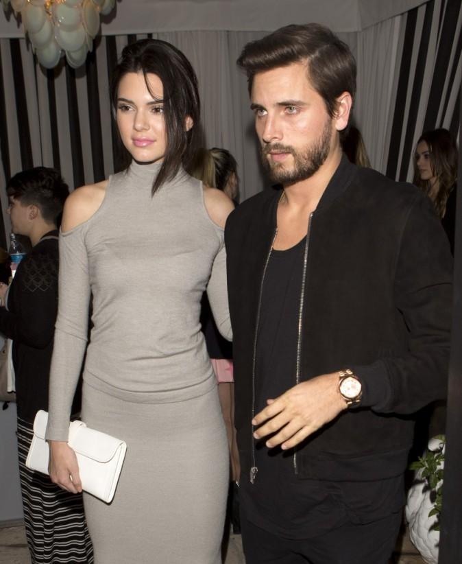 Kendall Jenner et Scott Disick le 20 novembre 2014