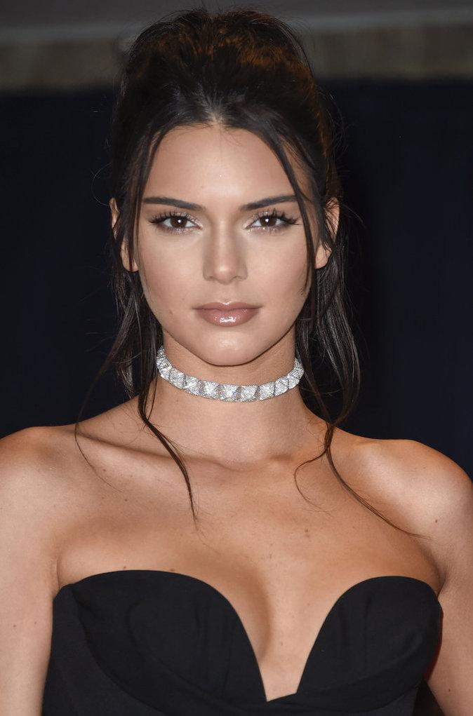 Kendall Jenner à la maison blanche