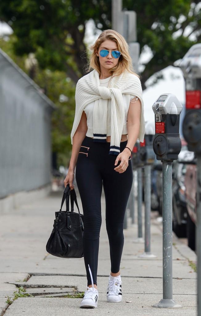 Gigi Hadid le 13 juin 2015