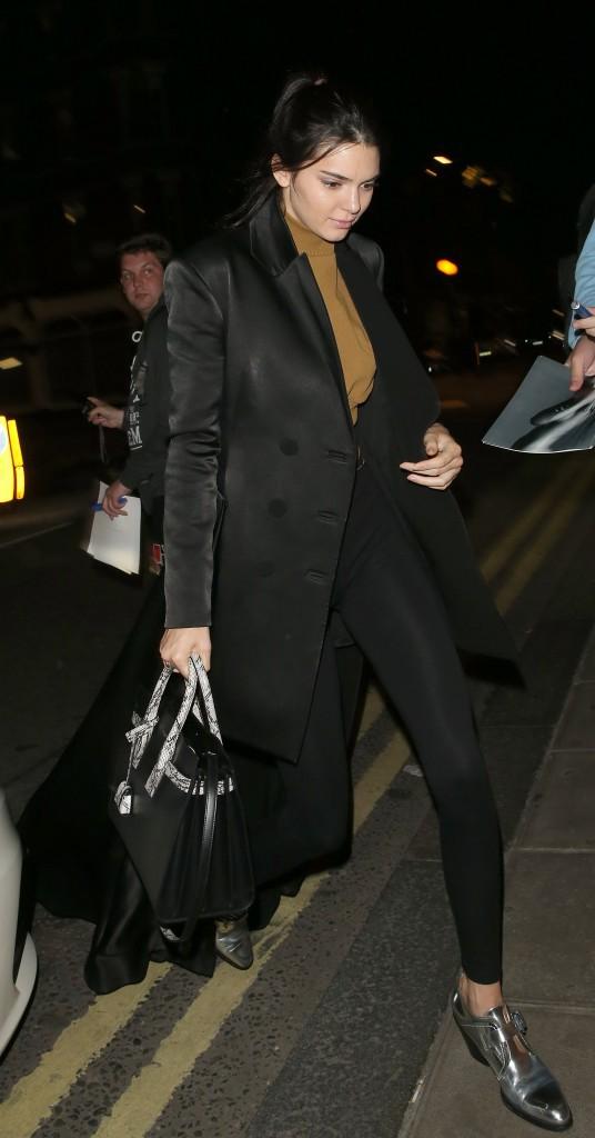Kendall Jenner le 28 juin 2015