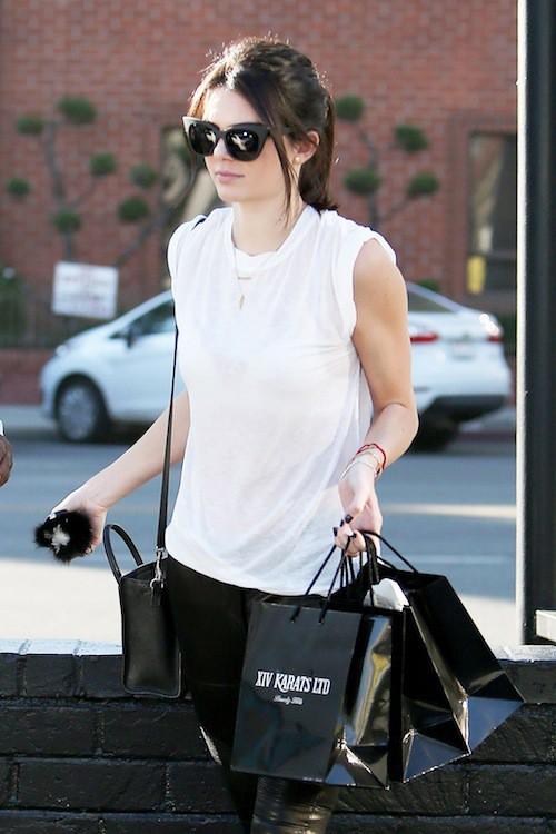 Photos : Kendall Jenner : qui va-t-elle couvrir de diamants à Noël ?