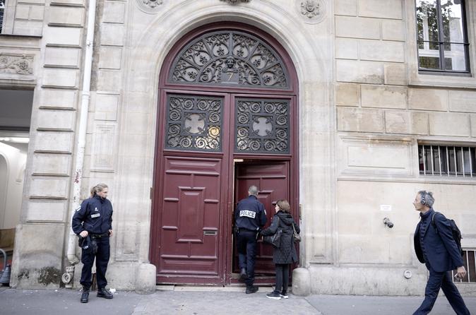 La résidence de Kim Kardashian à Paris