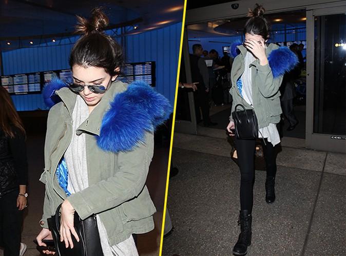 Kendall Jenner à Los Angeles le 15 décembre 2013