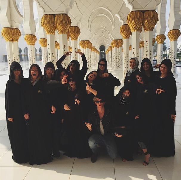 Kendall Jenner, Selena Gomez, Shay Mitchell, Gigi Hadid… Alerte, les it-girls ont envahi Dubaï !