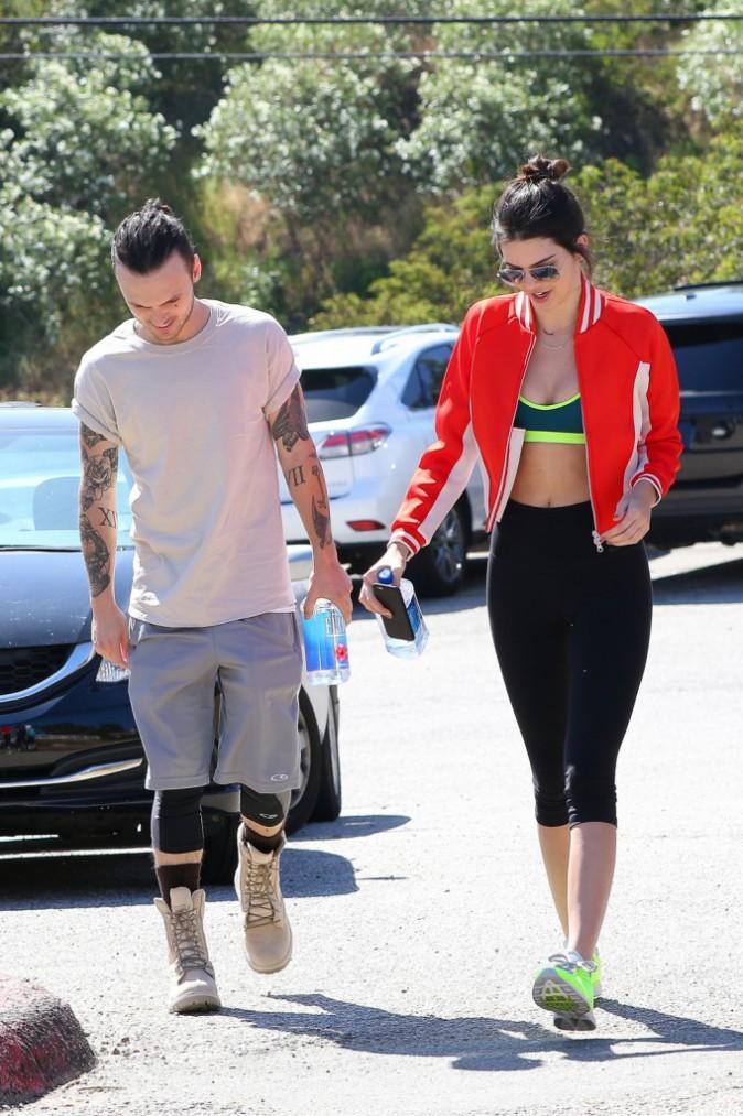 Photos : Kendall Jenner : sexy pour une randonnée avec Jaden Smith !