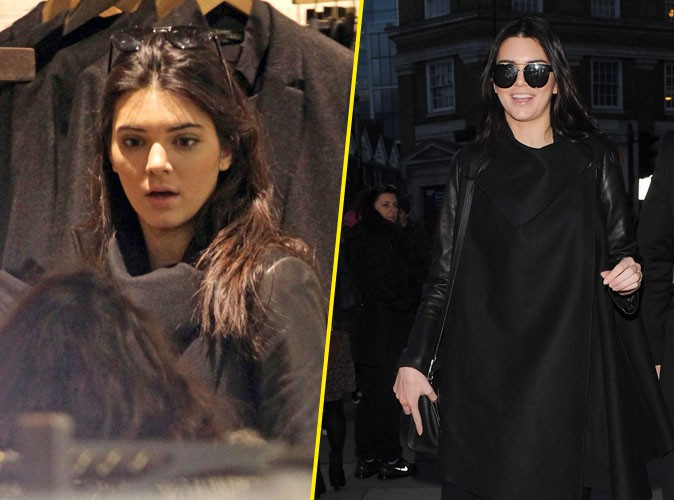 Kendall Jenner : shopping, défilé, bain de foule, la nouvelle it-girl s'éclate à Londres !
