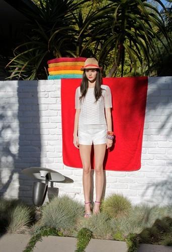 Photos : Kendall Jenner : sublime et glamour pour son dernier shooting !