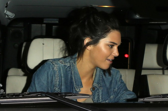 Kendall Jenner le 6 avril 2015