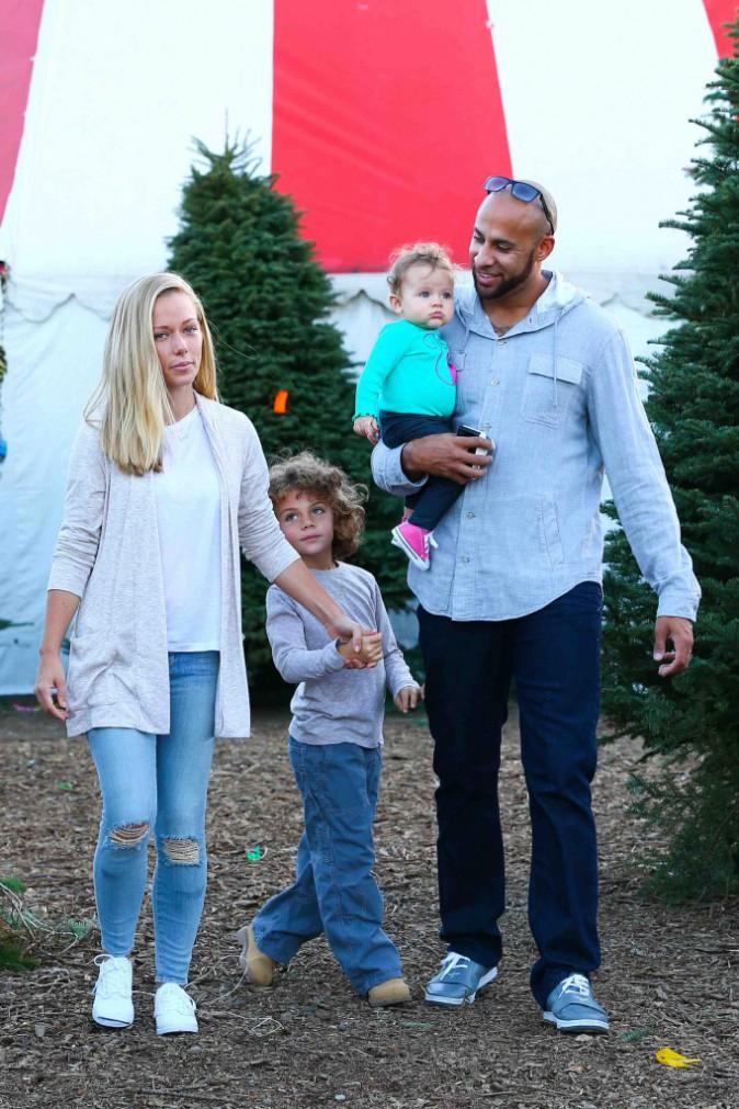 Kendra Wilkinson : le calme est revenue au sein de la famille !
