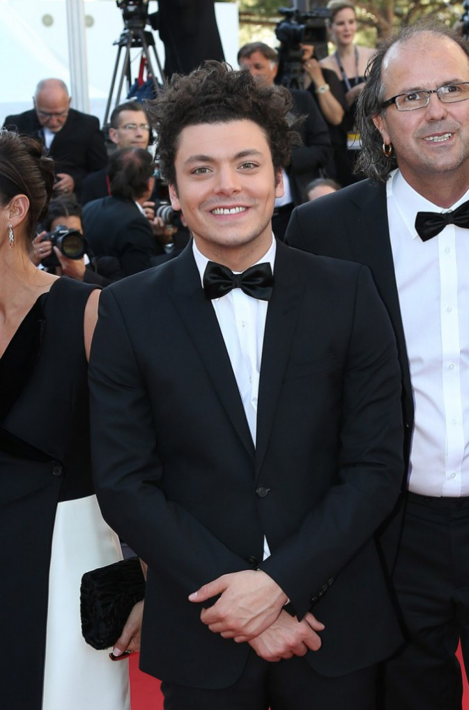 Kev Adams au Festival de Cannes
