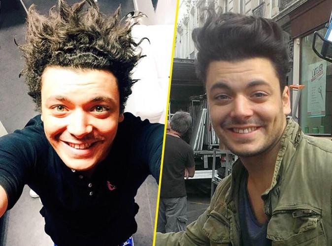 Photos : Kev Adams dévoile sa nouvelle coupe de cheveux !