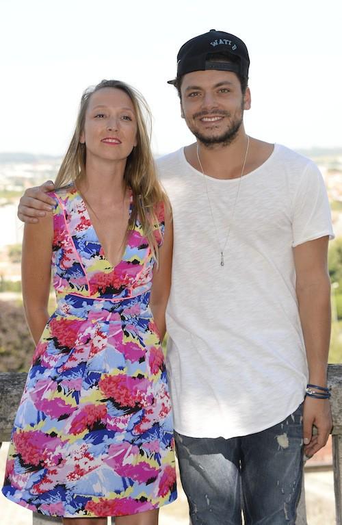 Photos : Kev Adams et Audrey Lamy déchainent les passions avec Aladin !
