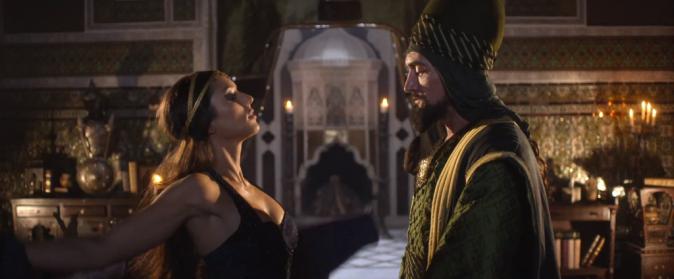 Bande-annonce des Nouvelles aventures d'Aladin