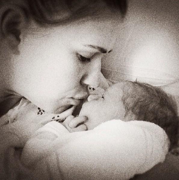 Kevin Federline et sa femme Victoria vous présentent leur petite Peyton Marie !