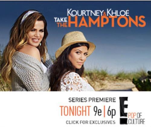 Photos : Khloe et Kourtney Kardashian : au taquet pour leur téléréalité, malgré le scandale !