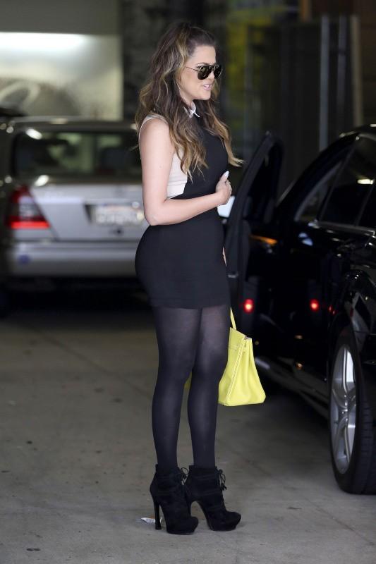 Khloe Kardashian le 20 mars 2013 à Los Angeles