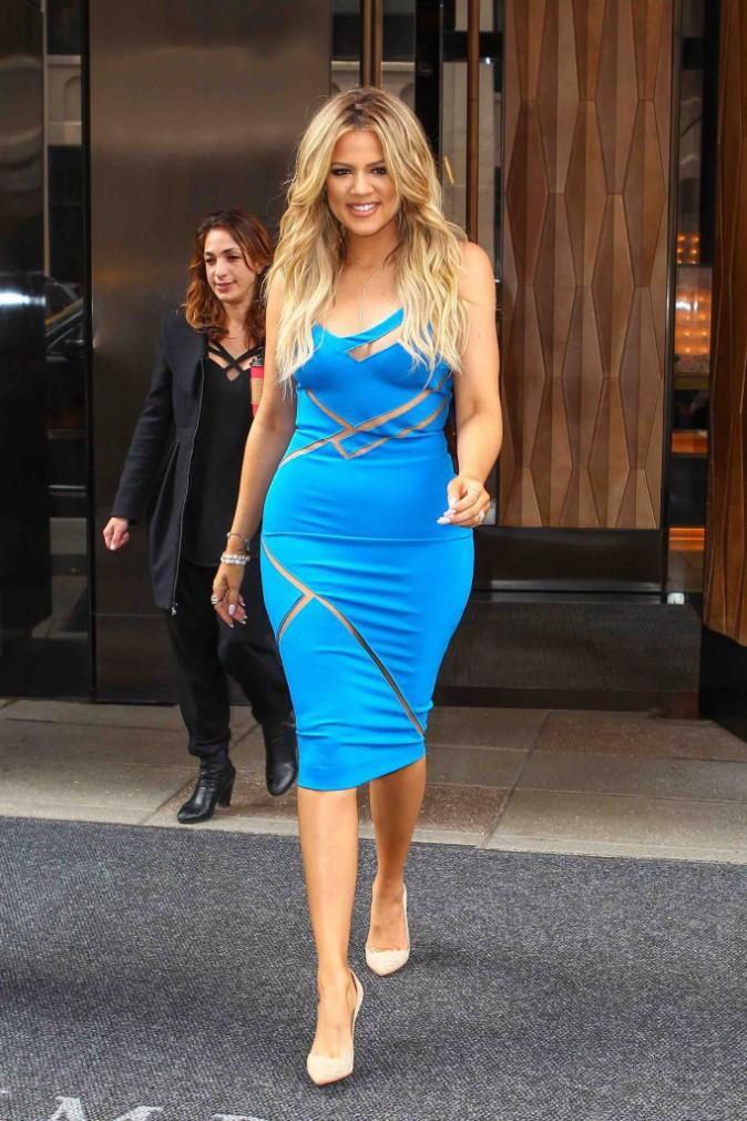 Khloé Kardahsian : plus sexy que jamais, Kim a du souci à se faire !