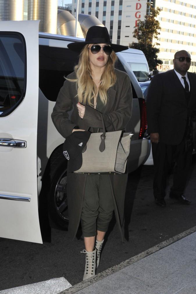 Photos : Khloé Kardashian : Avec -16kg au compteur, elle veut créer des vêtements de fitness !