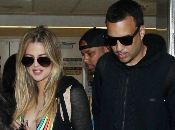 Khloé Kardashian : back to L.A. après avoir passé du bon temps avec French Montana !