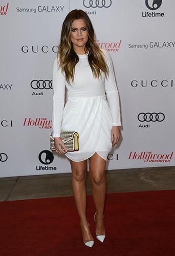 Khloé Kardashian à Los Angeles le 11 décembre 2013