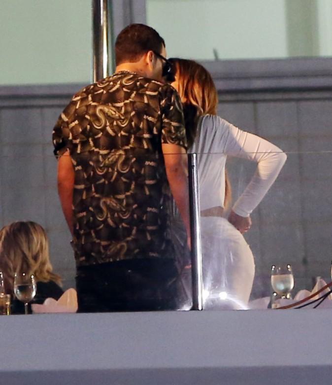 Photos : Khloe Kardashian : ça se bécote avec French Montana... aux oubliettes Lamar Odom !