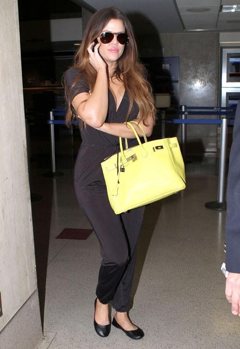 Khloé Kardashian essaie de concurrencer sa soeur...