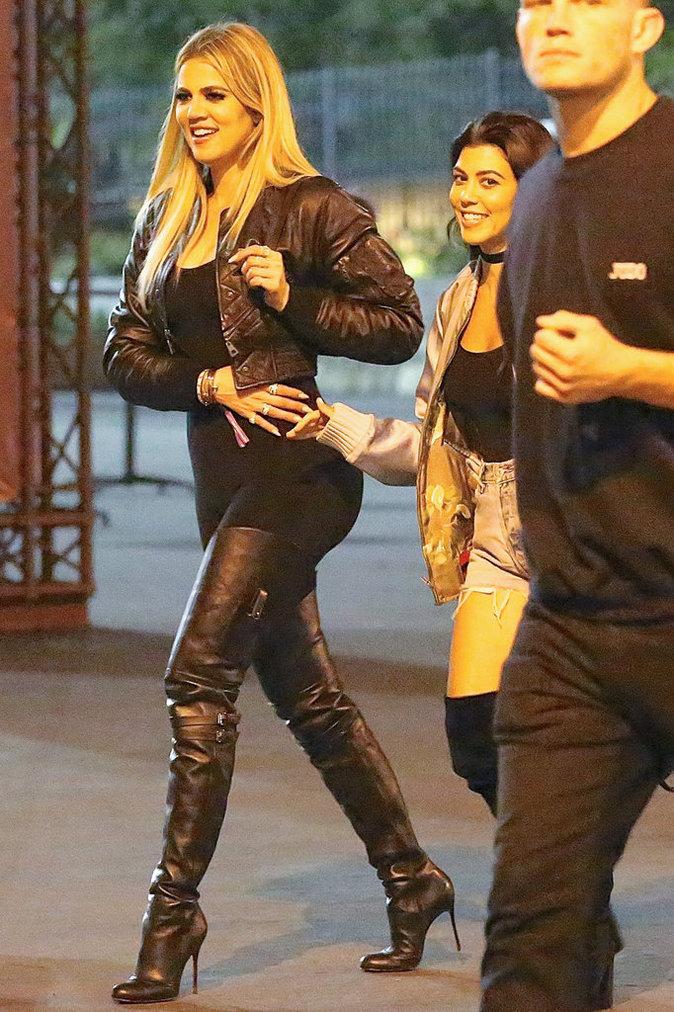 Khloe Kardashian à Los Angeles le 14 mai