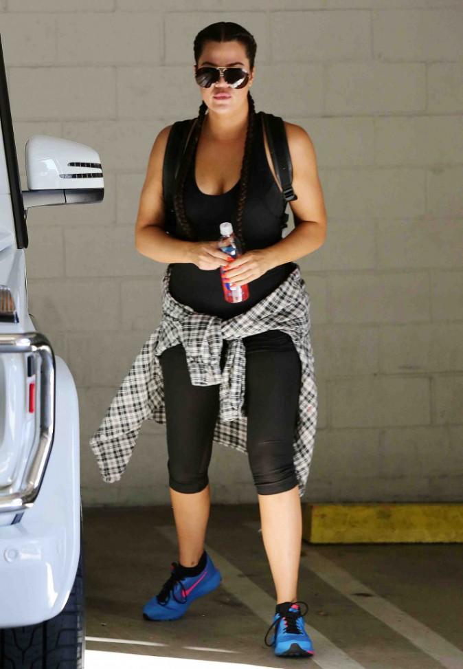 Khloé Kardashian : elle se détend au sport avant de préparer Thanksgiving !