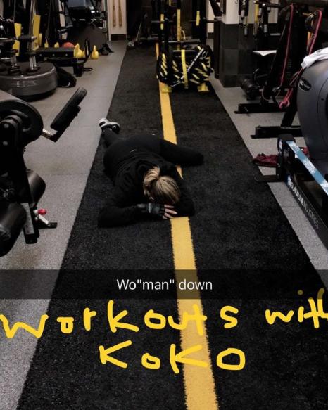 Photos : Khloe Kardashian épuisée, la star retrouvée à terre...