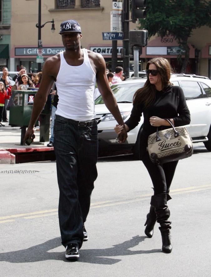 Photos : Khloe Kardashian et Lamar Odom : le divorce enfin acté, retour en images sur un couple brisé !