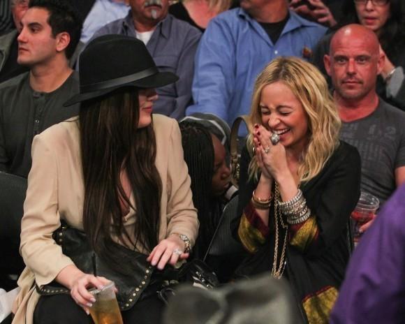 Nicole a définitivement oublié Paris Hilton !