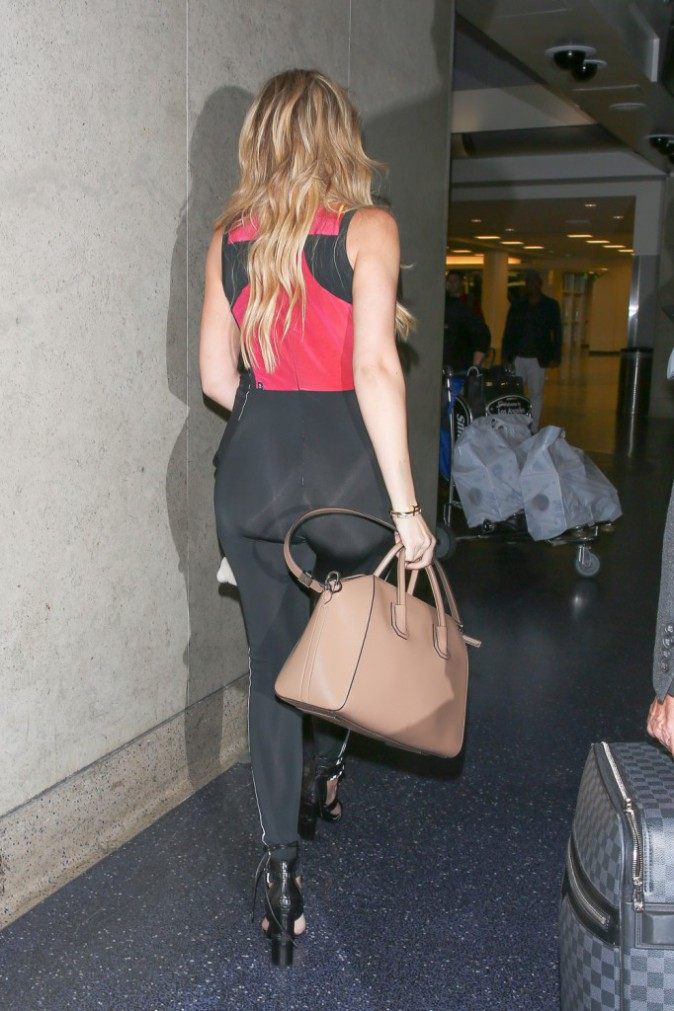 Khloe Kardashian le 16 septembre 2015