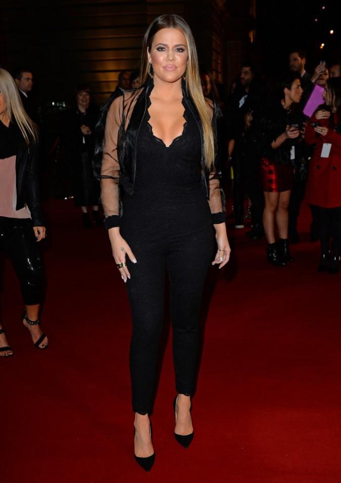 Khloe Kardashian en 2013