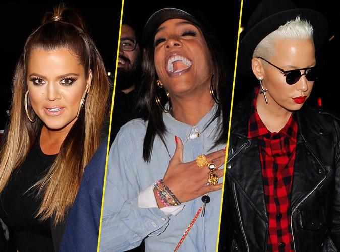 Khloé Kardashian, Kelly Rowland, Amber Rose... Les groupies de Jay-Z !