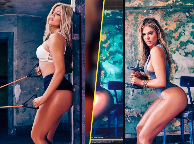 Khloe Kardashian pour Complex