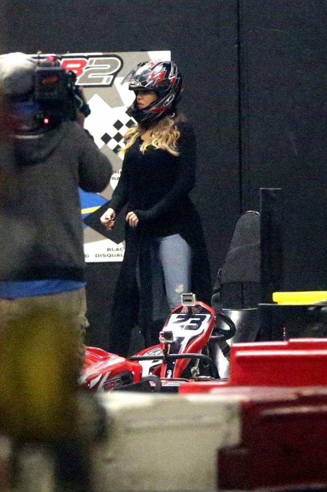 Khloe Kardashian le 17 décembre 2014