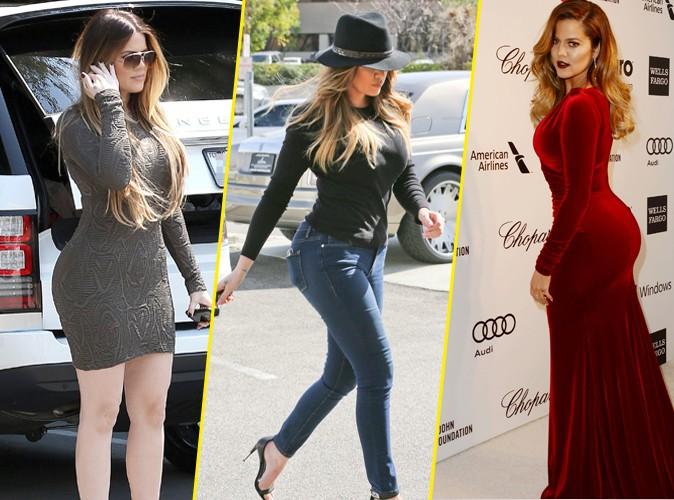 Photos : Khloé Kardashian : ses fesses, sa bataille ! A-t-elle eu recours à des implants selon vous ?