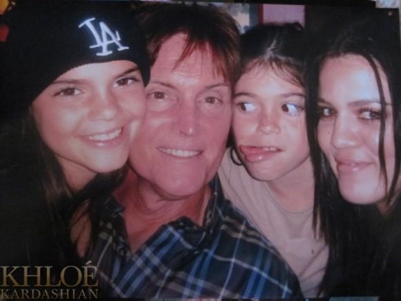 Bruce, Kendall, Kylie et Khloé