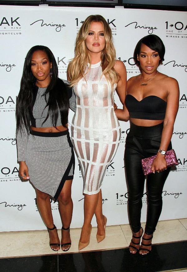 Khloé Kardashian Las Vegas le 20 mars 2015