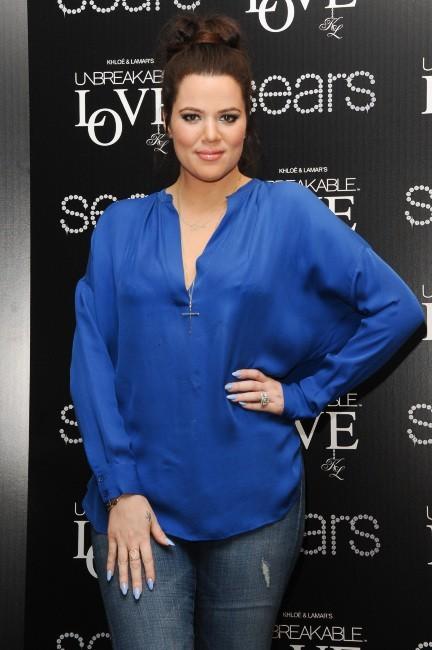 Khloe Kardashian, Downey, 9 février 2013.