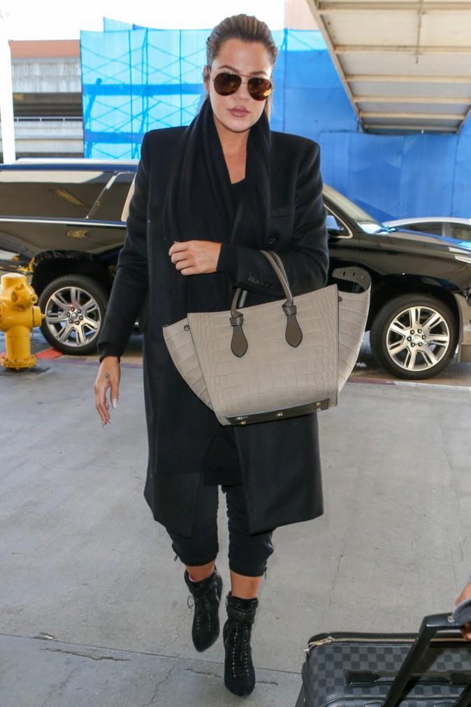 Khloe Kardashian le 9 février 2015
