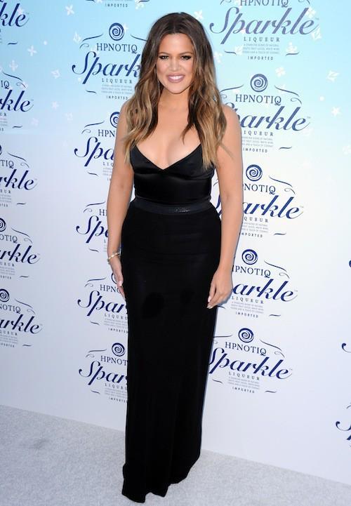Photos : Khloe Kardashian : très en formes, elle pétille de bonheur… pour sa mère !