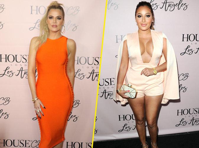 Photos : Khloe Kardashian vs Adrienne Bailon : qui est la plus sexy ?