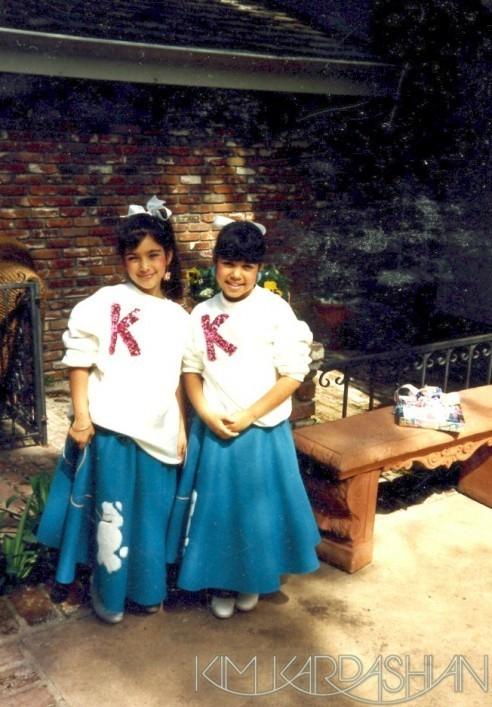 """Les Kardashian, ce sont des """"K"""" !"""