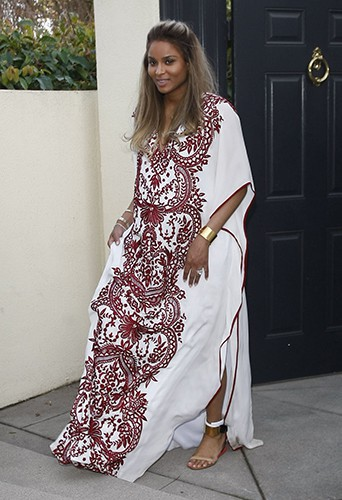Ciara à Los Angeles le 22 mars 2014