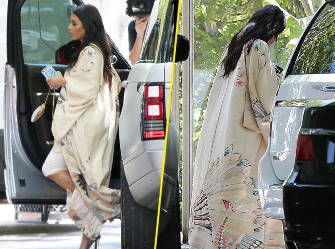 Kim Kardashian : apr�s l'euphorie de la f�te des p�res, la d�prime...