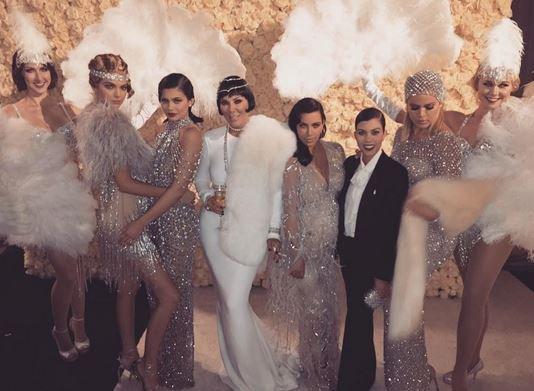 Le clan Kardashian - Jenner
