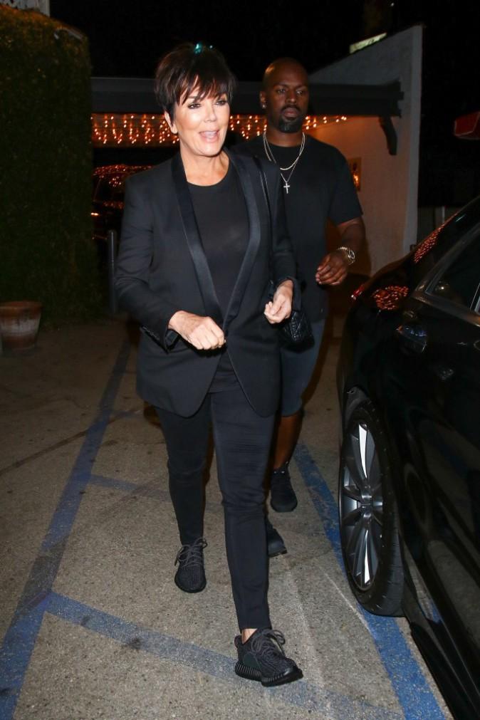 Kris Jenner le 22 août 2015