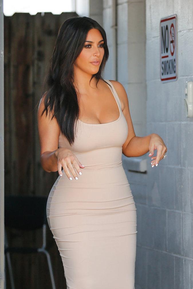Photos : Kim Kardashian crie de joie... découvrez pourquoi !