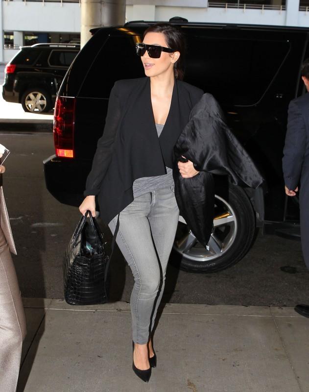 Kim Kardashian, Miami, 15 novembre 2012.